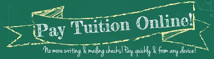 School Online Payment Banner