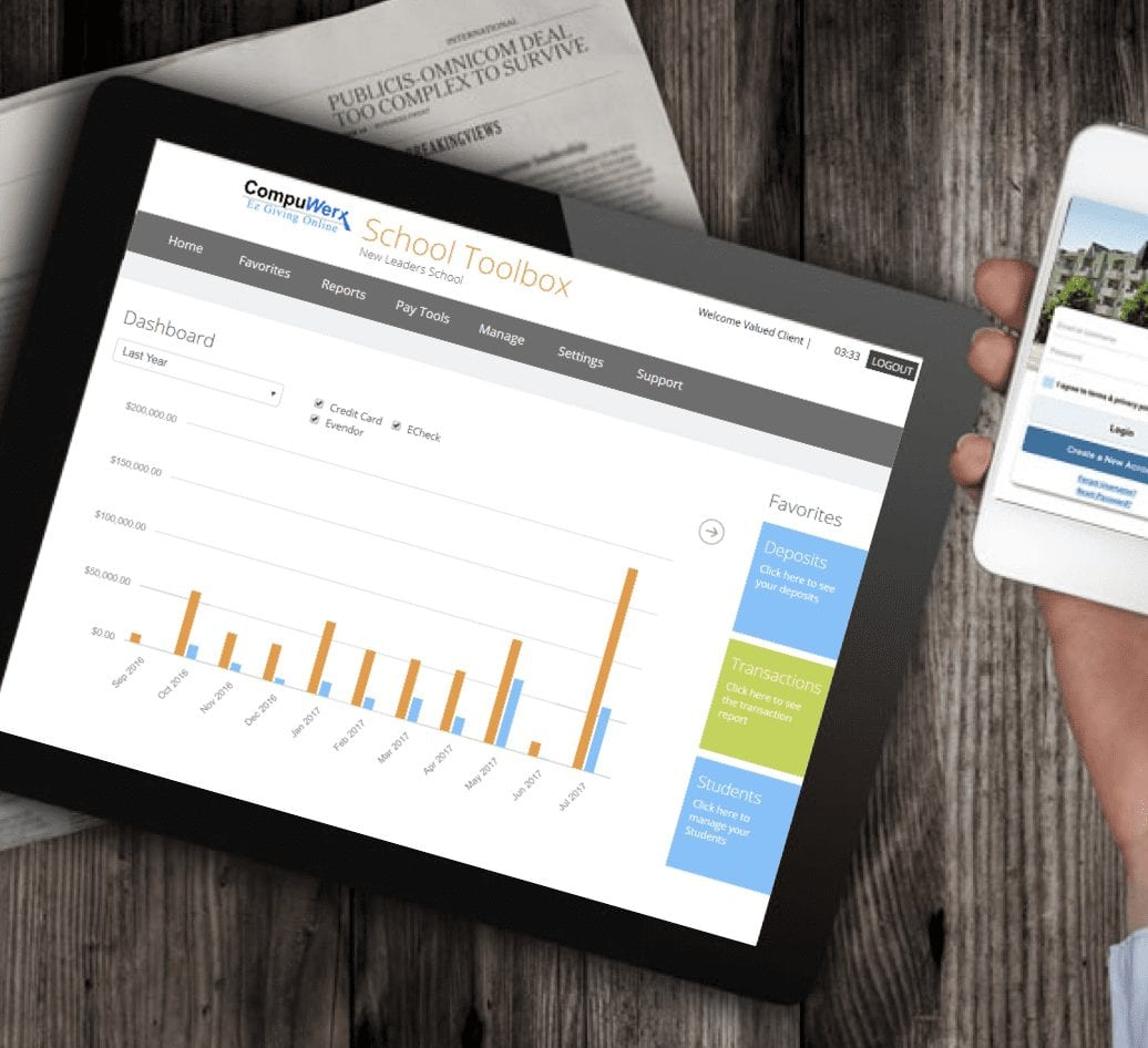 Mobile Tuition Management System