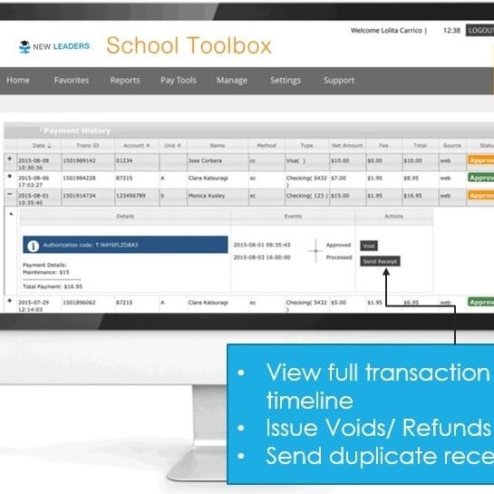 Tuition Management System Online Demo
